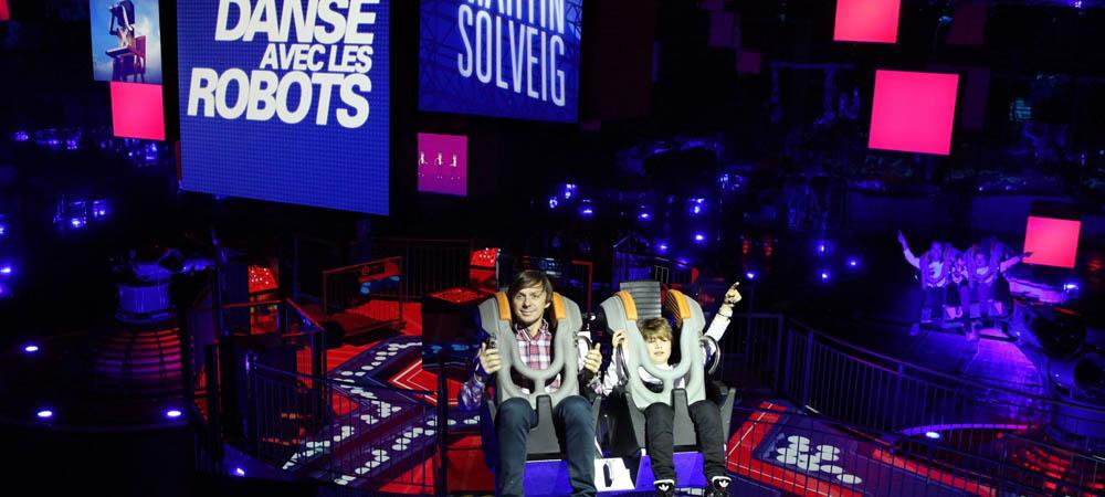 Ooparc futuroscope danse avec les robots - Futuroscope danse avec les robots ...