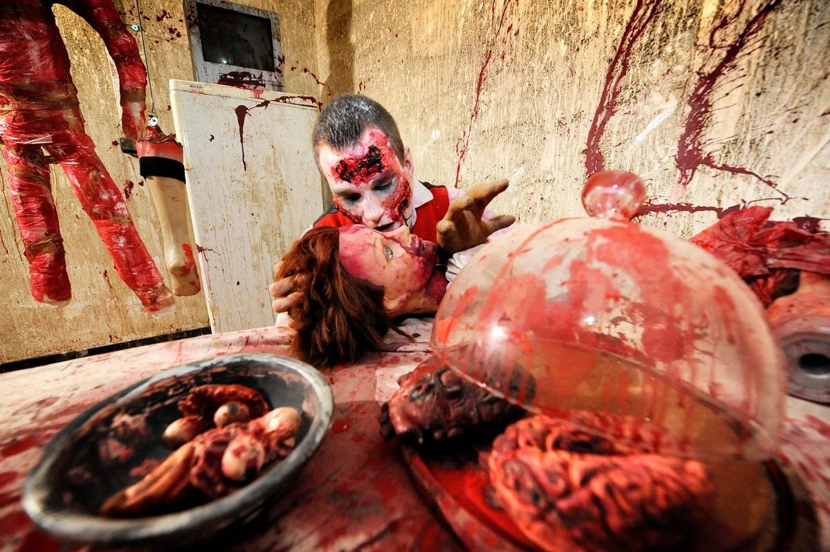 Walibi Belgique Halloween.Ooparc Walibi Belgium Walibi Belgium Se Met A L Heure D