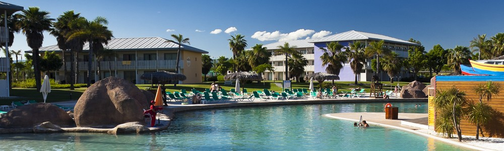 OOPARC PortAventura Hôtel Caribe - Hotel caraibes port aventura