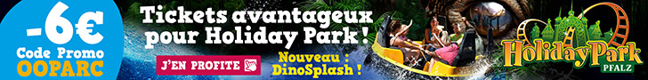 Bon plan et promotion Holiday Park